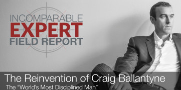 The Reinvention of Craig Ballantyne