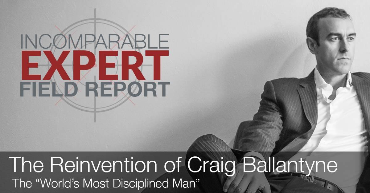 The Reinvention of Craig Ballantyne