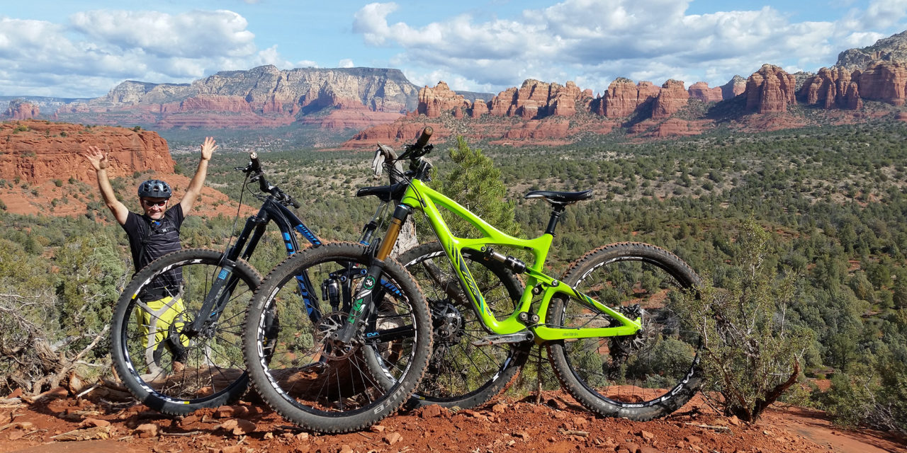 I Survived My First (Real) Mountain Bike Ride